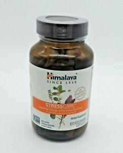 Himalaya StressCare - 120 Vegetarian Capsules - EXP: 11/2021 - Herbal Supplement