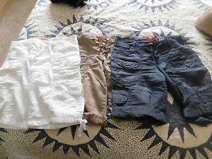 womens union bay cargo bermuda shorts