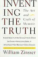 Inventing the Truth : The Art and Craft of Memoir Paperback Annie Dillard