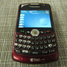 Blackberry 8330 - (Alltel) Clean Esn, Works, Please Read! 29375