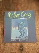 MOTHER GONG - ROBOT WOMAN 3 - ELECTRONIC,JAZZ ROCK - GONG,GILLI SMYTH!!!