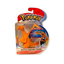 Pokemon Battle Feature Figure Charizard S3 With Deluxe Action, Free Shipping