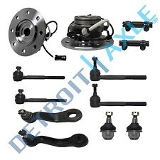 New 12pc Complete Front Suspension Kit for K1500 K2500 K3500 Suburban 4x4 8-Lug