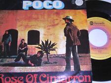 "7"" - Poco Rose of Cimarron & Tulsa Turnaround - 1976 # 6390"