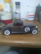 1/18 scale diecast cars used preowned dont know what it is
