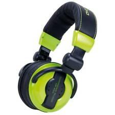 DJ Kopfhörer hochwertig  DJ Headphone ADJ American Audio HP550 grün NEU