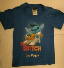 Viva Stitch Las Vegas Blue T-Shirt Youth 3-4 XS