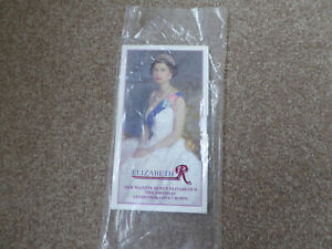 Elizabeth R HM Queen Elizabeth 2nd 70th Birthday Commemorative Crown (sealed)