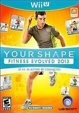 BRAND NEW , Your Shape: Fitness Evolved 2013 (Nintendo Wii U, 2012)