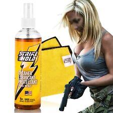 StrikeHold Clp Gun Cleaner 8oz Gun Lubricant Metal Cleaning Oil Gun Oil Lube
