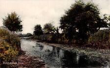 Eyke near Woodbridge. River Deben.