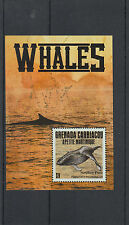 Grenada Grenadines 2013 MNH Whales 1v S/S Marine Humpback Whale