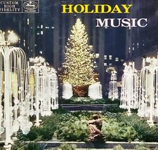 Holiday Music At Radio City Music Hall Mecury Records Ashely Miller