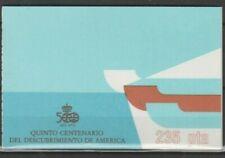 Espagne, Espana, Carnet de timbres neuf MNH, Bien
