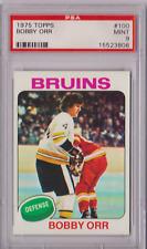 1975 Topps Bobby Orr #100 PSA 9 P656