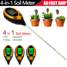 4 in 1 PH Tester Soil Water Moisture Light Test Meter for Garden Plant Good