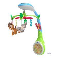 Giochi CHICCO Giostrina Magiche Proiezioni di Bambi Disney Melodie e Suoni Nanna