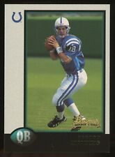 1998 Bowman #1 Peyton Manning Indianapolis Colts RC Rookie