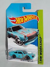 Hot Wheels 2014 Heat Fleet #220 Custom V-8 Vega Light Blue w/ PR5s Variation