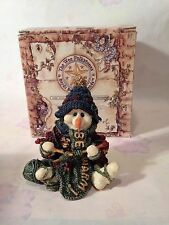 *Boyds Wee Folkstones*Pearl Too.The Knitter*Sty#365010-1 New In Box