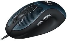 Logitech G400s Optical PC Gaming Mouse 4000 DPI Delta Zero Optical Sensor
