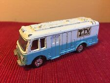 Tomica Vintage NHK TV BUS No.75 S=1/122 MADE IN JAPAN 1975