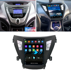 For 2011-13 Hyundai Elantra Stereo Radio 9.7'' Android 10.1 Head Unit 2+32GB GPS
