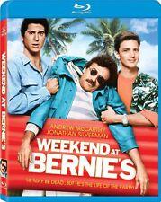 Weekend At Bernie's (2014, Blu-ray NEW) BLU-RAY/WS