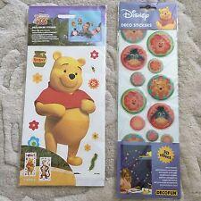 Stickers repositionnables Décoration Murale Enfants - WINNIE DISNEY - NEUFS