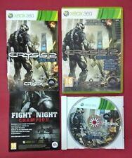 Crysis 2 Limited Edition - XBOX 360 - USADO - MUY BUEN ESTADO