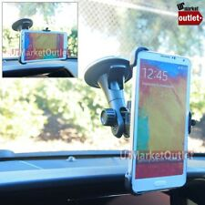 Car Windshield Mobile Phone Long Mount Holder Fit Samsung Galaxy Note 3 N9000