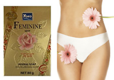 New Authentic Virginity Herbal Female Health Cleanse Soap Sensitive Hidden Area