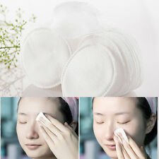 60Pcs Round Skin Care Makeup Cotton Cleaning Face Facial Cosmetic Pads Puff
