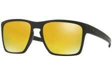 Oakley Sliver XL Sunglasses OO9341-07 Matte Black W/ 24K Iridium Lens BRAND NEW