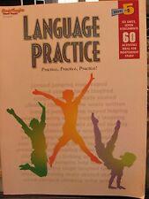 TEACHERS: Language Practice - Grade 5
