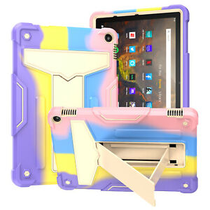 For Amazon Fire HD 10 11th Gen 10.1 Inch 2021 Shockproof Stand Tablet Case Cover