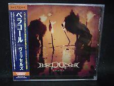 BE'LAKOR Vessels JAPAN CD Rainshadow Future Corpse Dark Earth Heisenberg Okera