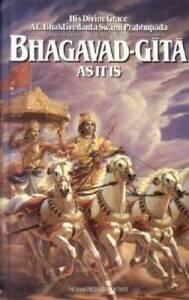 Bhagavad-Gita As It Is - Hardcover - VERY GOOD
