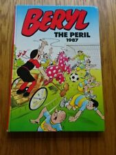BERYL THE PERIL ANNUAL 1987 - D C THOMSON - UNCLIPPED
