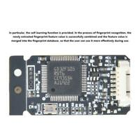 FPC1020A Capacitive Fingerprint Sensor Identification Reader Scanner Module