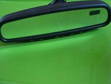 2003 03 Mazda 6 Interior Rear view mirror with homelink  auto dim OEM