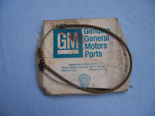 NOS 1964-1965 CHEVROLET 1/2+3/4 TON TRUCK FRONT BRAKE CABLE 3860944