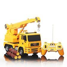 RC Toy Radio Control Car Heavy Industry Construction Crane Engineer Vehicle E516