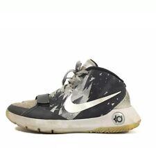 Nike KD TREY 5 III PRM Mens Basketball Shoes Black/Gray Mens Sz 10 M **READ**