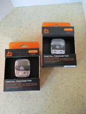 2 RBX DIGITAL PEDOMETERS WITH BODY FAT MONITOR, ORIGINAL BOXES, BATTERY INCLUDED