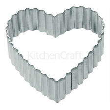 Kitchen Craft Hearts Pastry & Cookie Cutters