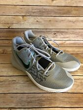 c6ff30cb8220 Nike Kyrie Irving Flytrap Basketball Shoes Size US 10.5 Mens Gray Teal  Athletic