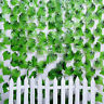 200cm Ivy Leaf Garland Green Plant Plastic Vine Foliage Home Garden Decorations