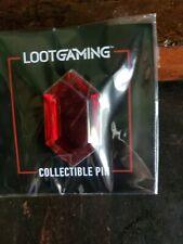 Loot Gaming Gem  Zelda Collectible Pin