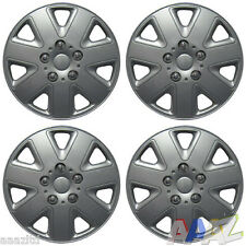 "14"" Wheel Covers Hub Caps 14 Inch Wheel Trims Trim Set Of 4 ABS Plastic Trim"